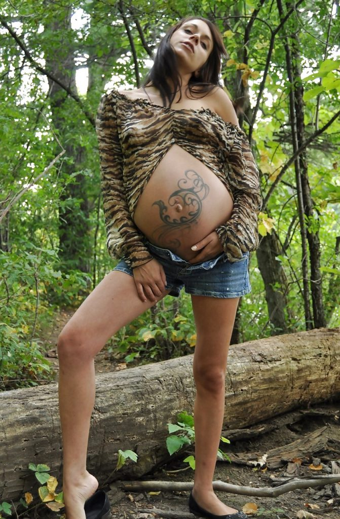 Pregnant Embrianna