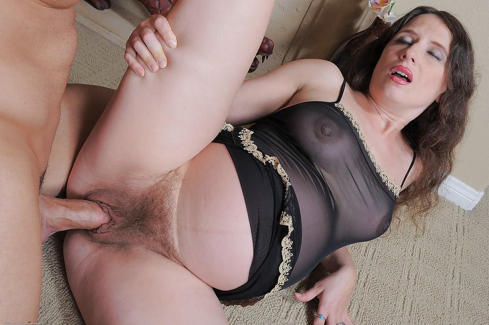 Pregnant and Hairy Lena Ramon
