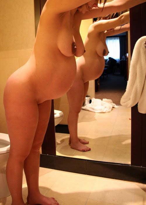 Pregnant Woman 14