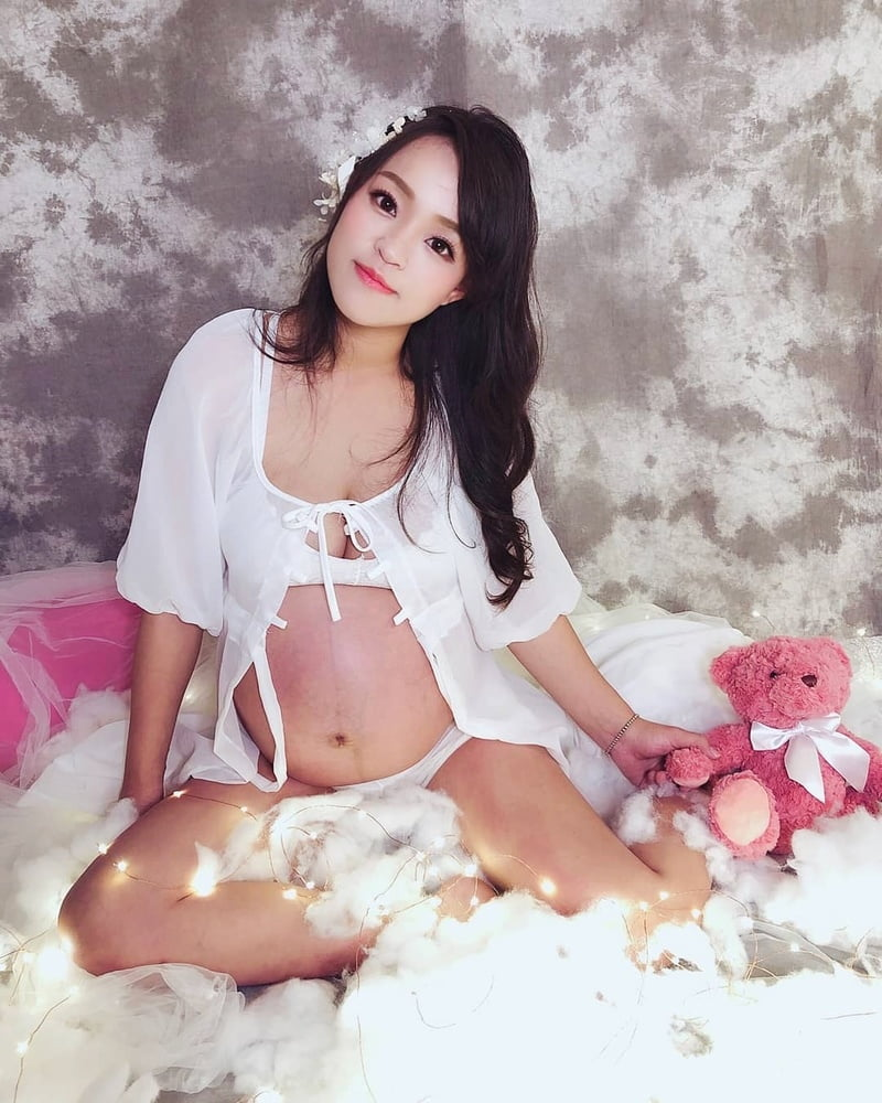 Perfectly Pregnant Asians