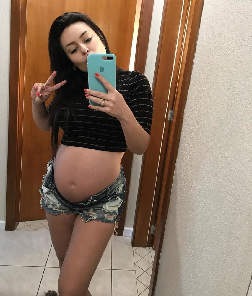 Pregnant Catalina