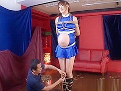Pregnant slave porn